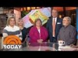 Idiot Powerball Yokels Go On The Today Show Even Before Cashing In Their Ticket