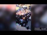 Israel Students Protest Police Crackdown In Jerusalem