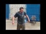 Ice Bucket Challenge By Russian