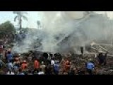 Indonesia Transport Plane Crash Kills At Least 30