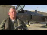 Israel IAF Commander Flies The Adir F-35I For The First Time
