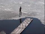 Ice To Dock Jump Fail