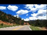 I Took A Lil Drive - Jemez Mountains, New Mexico 5 Minute Vid