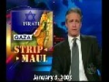 Israel Vs Palestine..Jon Stewart From The Daily Show Speaks