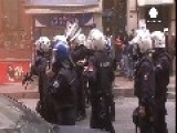 Istanbul Police Prevent May Day Protesters Reaching Taksim Square