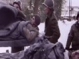 Incredible Footage From Battle Of The Bulge - Color US Footage