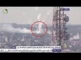 Israel Attack Gaza 2014 : Fosfor Bomb Falling In Gaza | NEW FOOTAGE