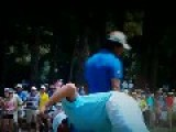Inspiration To Keep Playing Golf - US Open Golf '14 - 1st Round -