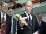 Is Russia Planning A Gold-Based Currency?