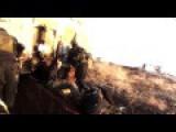 ISIS Mowed Down By Machine Gun Fire