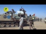 Iraqi PMU And Army Aviation Combat For Khalidiya Desert Operation Liberated From ISIS!