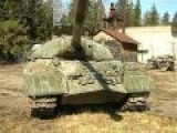 IS-3 Heavy Soviet Tank Brought Back To Life