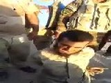 Iraq Forces Caught ISIS Militant In Tikrit Area Doesn't Even Understand Arabic