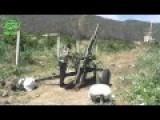 Islamic Front 2B9 Vasilek Auto Gun Mortar