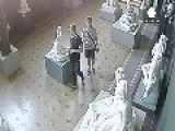 Images Released Of Rodin Sculpture Thieves