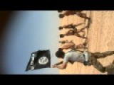 Islamic State - Captured 200+- Assadi Soldiers Trying To Flee From Tabqa-Airbase