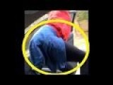 Idiot Girl Falls Out Of Car While Twerking