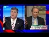 Iran - Fox News Pat Buchanon 1989 Right Winger Arguing With Sean Hannity 2015 Right Wing Lunatic! Funny But FUBAR