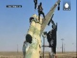 Islamic State Video Shows 'scores Of Dead Syrian Soldiers'