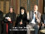 Italian Report About Minorities Syria ENG Subtitles