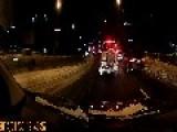 If05xvo - Lovit Din Spate Pe Bd. Autogării în Trafic Staționar