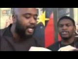 Insane Black Israelites Harassing People In NY