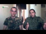 Interview With Serbian Girl Sniper ,,Bagira'' That Came To Protect Donbass