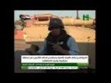 Iraqi Army Battles And The Crowd In The Popular Mkeshifah Area In Anbar Against Terrorist Daash