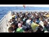 Italian Coastguards Save Another 1600 Migrants