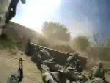 Intense Ambush In Afghanistan