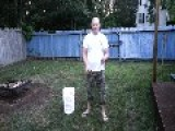 Ice Bucket Challenge Done Right... Wait For It