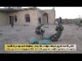 Iraq - INA Troops Attack Daesh Terrorists With ATGM
