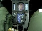 Inside An F-16 Fighter Jet