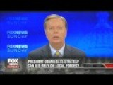 Idiots Like Lindstthhhhhhhay Graham Are Trying To Start WW III