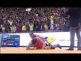 Iran Beats America And Russia 6-1 In Freestyle Wrestling