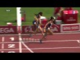 Incredible Finish Of The Womens 4x400m Relay European Athletics Championship