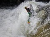 Insane Freestyle Riverboarding In Class 5 Rapids