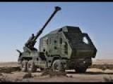 Israeli Army New Atmos Artillery System