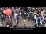 Idlib Civilians Chant For Freedom