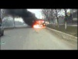 In Mariupol Residents Flee Attack By Fleeing Ukraine Army