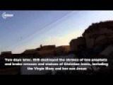 Inside Mosul's Demolished Churches