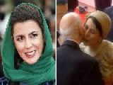 IRANIAN ACTRESS Faces Public FLOGGING For Kiss On Cheek At Cannes Festival == Violated SHARI LAW