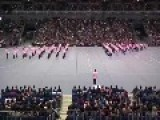 Japanese Synchronized Walking