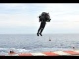 Jetpack Flight In Monaco