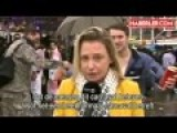 Journalist Being 'groped' Live On TV In German Carnival By A