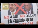 Japanese Protest Obama's Visit To Hiroshima Because He Refuses To Apologize