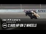 Jay Leno Goes 2,500 HP On 2 Wheels And Crashes