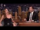 Jennifer Garner Talks Difficult Oscar Dress On Jimmy Fallon