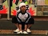 Japanese Monkey Man