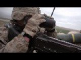 Javelin Vs. Taliban. Marines Win. HD
